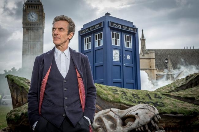 Capaldi Who